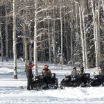 Glenwood Springs- Snowmobiling