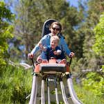 glenwood caverns ride Glenwood Springs CO