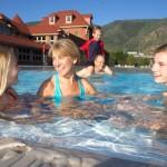 Hot Springs Pool Glenwood Springs CO