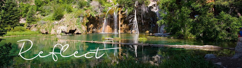 Hanging Lake, Glenwood Springs CO